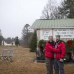 Your Christmas tree farmers!