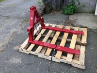 3 point hitch pallet forks