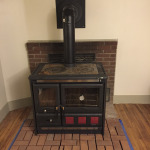 A new cook stove